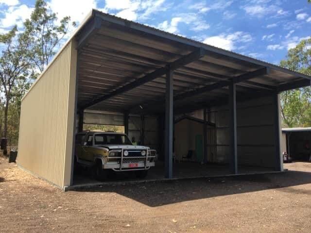 Geelong free standing carport